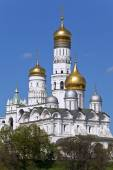The Moscow Kremlin. Moscow. Russia. — Stock Photo
