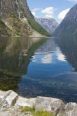 Sognefjord, Norway. — Stock Photo