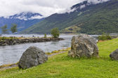 Fjord in Norway. — Stock Photo