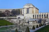 Palais de Chaillot. Paris, France. — Foto Stock
