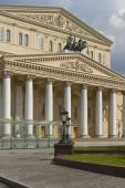 The Bolshoi Theatre of Opera and Ballet in Moscow, Russia. — Stock Photo