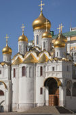 Annunciation Cathedral, Moscow, Kremlin, Russia.     — Stock Photo