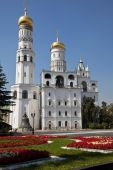 The Ivan the Great Bell-Tower of Moscow Kremlin — Stock Photo