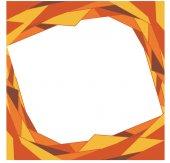 Logo colorfull vector — Stock Photo