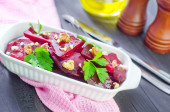 Boiled beet — Stock Photo