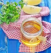 Miel au citron — Photo