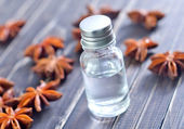 Anise oil — Stock Photo