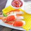 Crab claws — Stock Photo #53568947