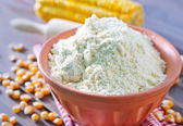 Corn flour — Stock Photo