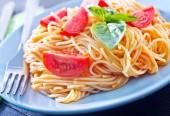 Pasta food — Stock Photo
