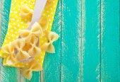 Pastas crudas — Foto de Stock