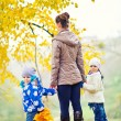 Mother and her daughters — Stock Photo #58308257