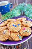 Cookies — Fotografia Stock