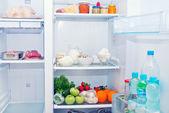 冰箱 — 图库照片