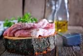Raw meat — Stock Photo