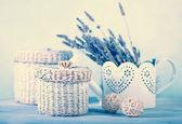 Bouquet of lavender flowers — Stock Photo