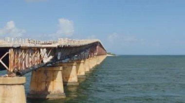 Bridge in Florida — Stock Video