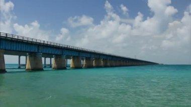 Puente en florida — Vídeo de Stock