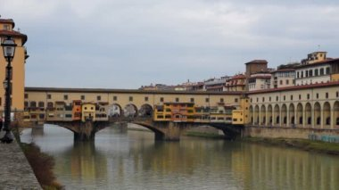 Panoramic view of Florence — Stock Video