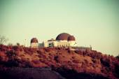 Griffith Observatory  — Stock Photo