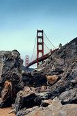 Golden Gate Bridge — Fotografia Stock