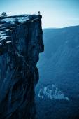 Taft Point — Stock Photo