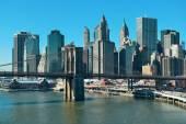 Manhattan — Foto de Stock