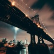 New York City night — Stock Photo #68139135