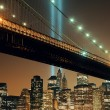 New York City night — Stock Photo #68156555