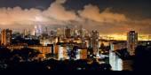 Singapore skyline — Stock Photo
