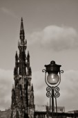 Scott Monument — Stockfoto