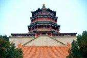 Beijing Ancient architecture — Stock Photo