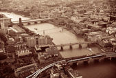 London aerial — Stock Photo