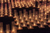 Candle lights — Stock Photo