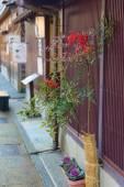 Higashi Chaya District in Kanazawa, Japan — Stok fotoğraf