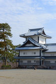 Kanazawa Castle — Stock Photo