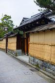 Nagamachi Samurai District in Kanazawa, Japan — Stock Photo
