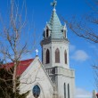 Motomachi Catholic Church in Hakodate, Hokkaido — Stock Photo #61711605