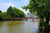 Odawara Castle Park in Kanagawa, Japan — Stock Photo