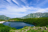 Landscape of Northern Japan Alps — Stock Photo