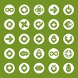 Abstract creative business icons vector collection, abstract sty — Stockvector  #55769083