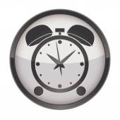 Alarm clock icon. — Stock Vector