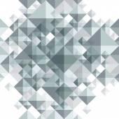 Geometric 3d seamless background. — Stock Vector
