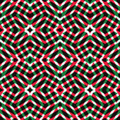 Geometric messy lined seamless pattern, bright transparent vecto — Vector de stock