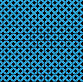 Colorful geometric seamless splicing pattern, symmetric endless  — Vettoriale Stock