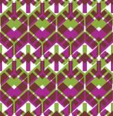 Hellen endlose Vektor Schichten Textur, Motiv abstrakt beein — Stockvektor