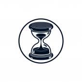 Time  conceptual icon — Stock Vector