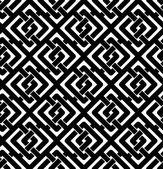 Textured geometric seamless pattern. — Stock Vector