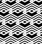 Ornament geometric seamless pattern. — Stock Vector