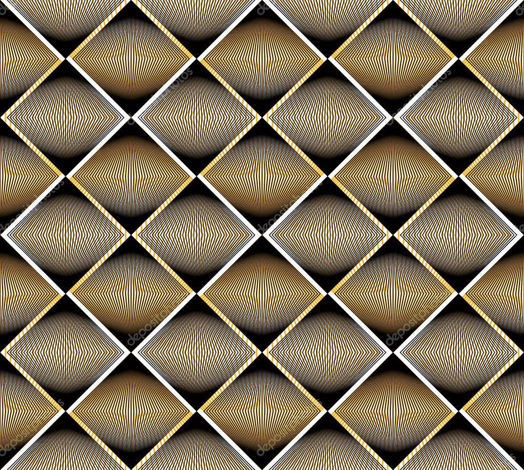 连续模式与图形线条 — 图库矢量图像08 ostapius